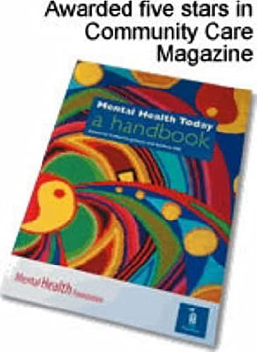 Mental Health Today: A handbook (184196171X) by Catherine Jackson