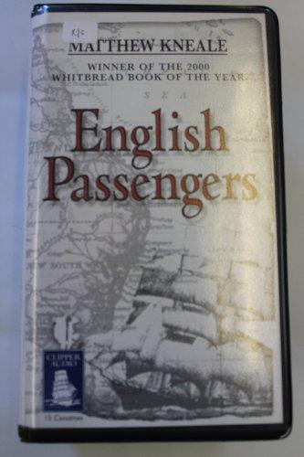 9781841972589: English Passengers