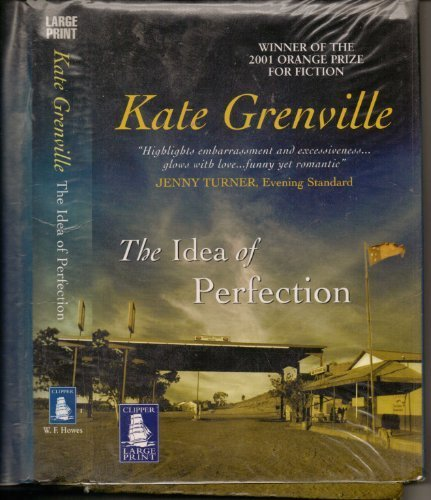 9781841975399: THE IDEA OF PERFECTION (LARGE PRINT)