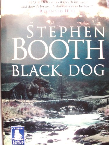 9781841975832: Black Dog [LARGE PRINT]