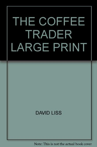 9781841976020: THE COFFEE TRADER LARGE PRINT