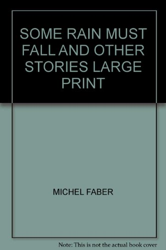 9781841976136: Some Rain Must Fall and Other Stories