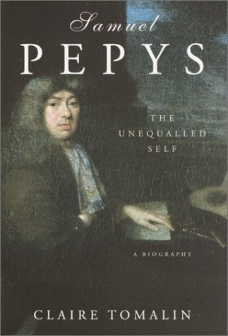 9781841976228: SAMUEL PEPYS : THE UNEQUALLED SELF (CLIPPER LARGE PRINT)