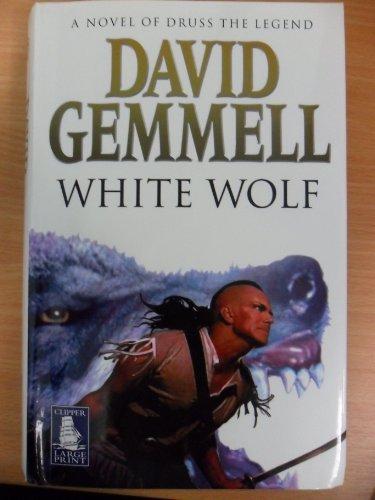 9781841976389: WHITE WOLF. LARGE PRINT.