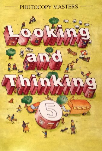 9781841981710: Looking and Thinking: Bk. 5: Photocopy Masters
