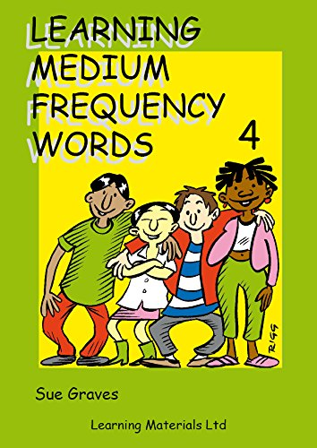 9781841982069: Learning Medium Frequency Words: No. 4