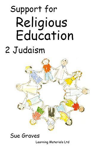 9781841982137: Support for Religious Education: Bk. 2: Judaism