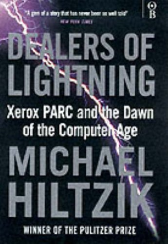 analyzing the los angeles times article dealers of lightning the legendary story of xeroxs parc Dealers of lightning: xerox parc and the dawn of the computer in journalism for beat reporting in the los angeles times dealerslightningxeroxparcdawn.