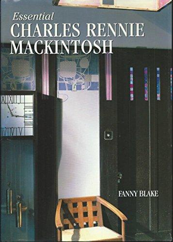 9781842040690: Essential Charles Rennie Mackintosh