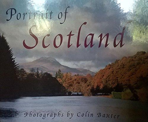 9781842040775: Portrait of Scotland (Colin Baxter)