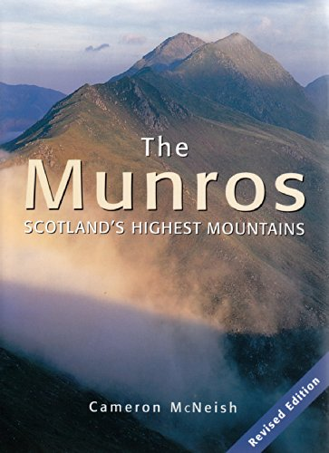 The Munros: Scotland's Highest Mountains: McNeish, Cameron