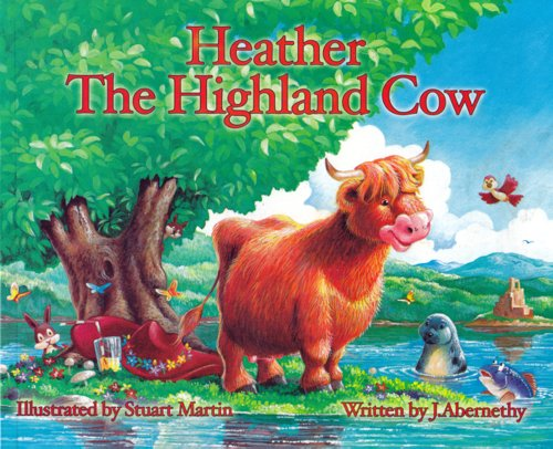 9781842040867: Heather the Highland Cow
