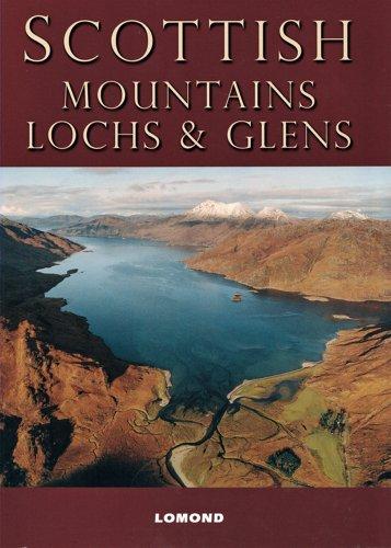 9781842041321: Scottish Mountains, Lochs and Glens (Scottish Guides)