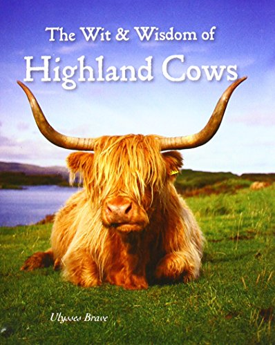 9781842044865: Wit & Wisdom of Highland Cows
