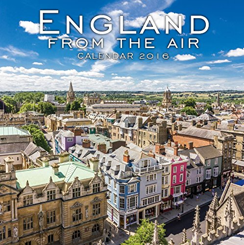 9781842044926: 2016 England from the Air Calendar