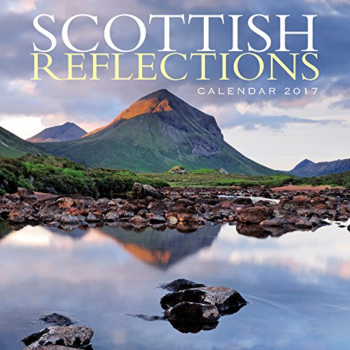 9781842045206: 2017 Scottish Reflections - Scotland Calendar
