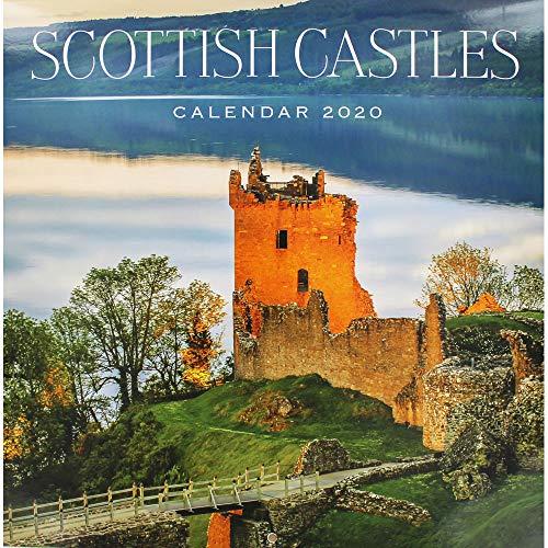 9781842046807: 2020 Calendar Scottish Castles