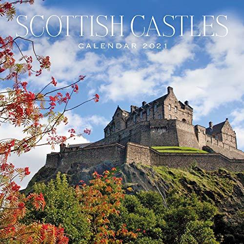 9781842047385: 2021 Calendar Scottish Castles
