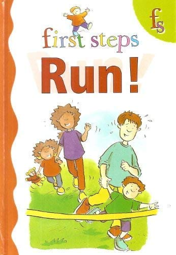 Run (First steps): Judy Hamilton