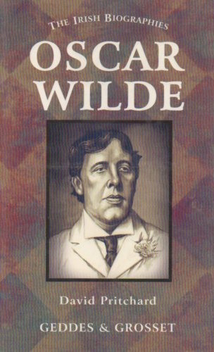 9781842050514: Oscar Wilde (The Irish Biographies)