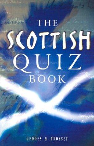 9781842050989: The Scottish Quiz Book