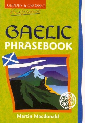 9781842050996: Gaelic Phrasebook