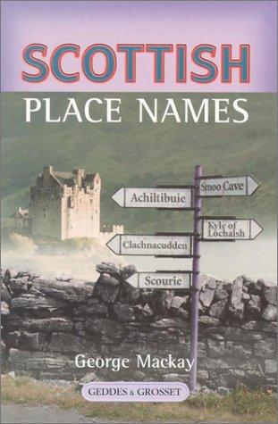 9781842051702: Scottish Place Names