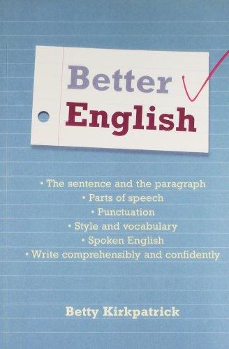 9781842053171: Better English