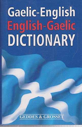 Gaelic-English English-Gaelic Dictionary: Michael Bauer