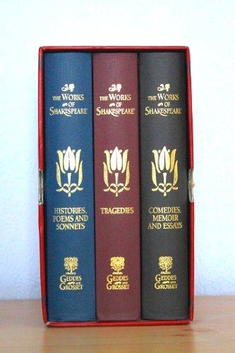 The Works of Shakespeare: Shakespeare, William