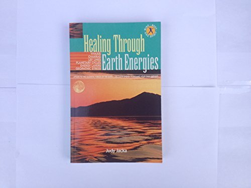 Healing through Earth Energies: Judy Jacka