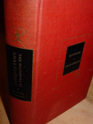9781842053720: Histories of Shakespeare