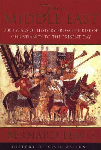 9781842120170: The Middle East: 2000 Years Of History From The Birth Of Christia