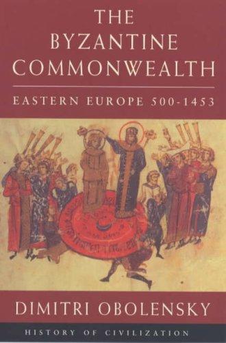 9781842120194: Phoenix: The Byzantine Commonwealth: Eastern Europe 500-1453