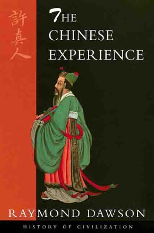 9781842120200: The Chinese Experience