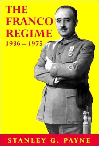 9781842120460: The Franco Regime 1936-1975