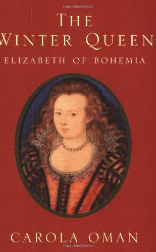 9781842120576: The Winter Queen: Elizabeth of Bohemia