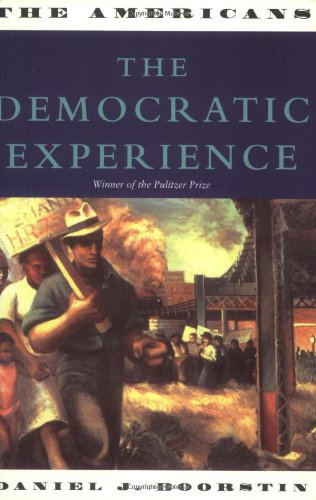 9781842120743: The Americans: The Democratic Experience v.3 (Vol 3)