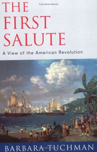 9781842121771: The First Salute: View of the American Revolution