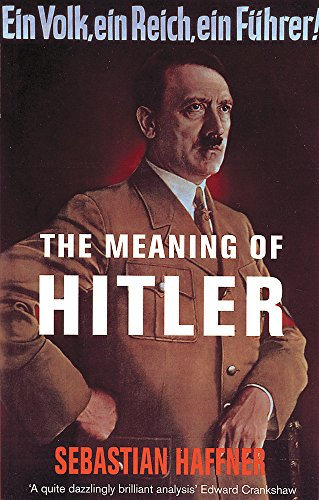 9781842121948: The Meaning of Hitler