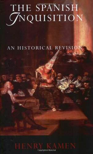 9781842122051: The Spanish Inquisition: An Historical Revision