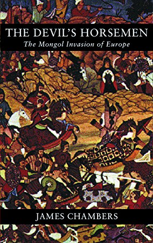 9781842122433: The Devil's Horsemen: The Mongol Invasion of Europe