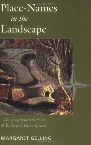 9781842122648: Place Names in the Landscape: The Geographical Roots of Britain's Place-names