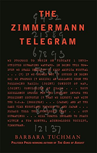 9781842122792: The Zimmermann Telegram