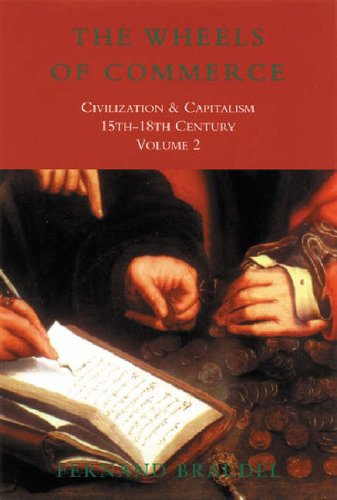 9781842122884: The Wheels of Commerce: Civilization and Capitalism 15th-18th Century (Civilisation & capitalism)