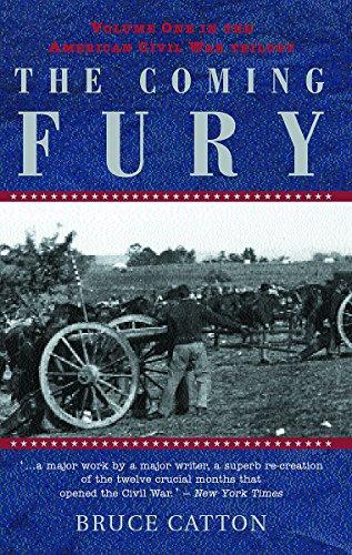 9781842122921: The Coming Fury (American Civil War Trilogy, Vol. 1)