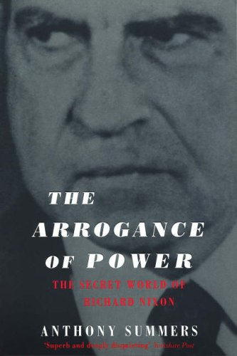9781842124314: The Arrogance of Power: Nixon and Watergate