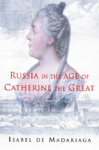 9781842125113: Russia in the Age of Catherine the Great (Phoenix Press)
