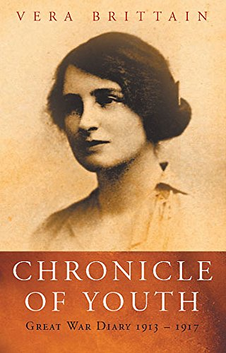 9781842125427: Phoenix: Chronicle of Youth: Vera Brittain's Great War Diary, 1913