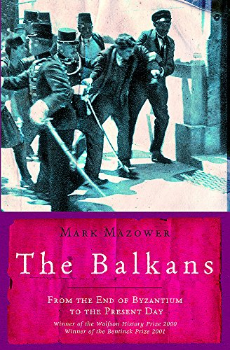 9781842125441: The Balkans (UNIVERSAL HISTORY)